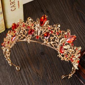 корона красная
